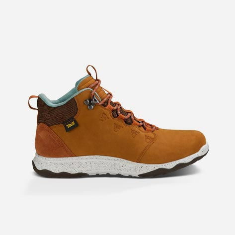 Women's arrowood mid waterproof